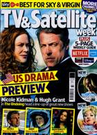 Tv & Satellite Week  Magazine Issue 08/08/2020