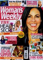Womans Weekly Magazine Issue 18/08/2020