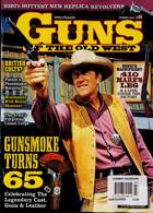 Combat Hand Guns Magazine Issue SUM OLDWES