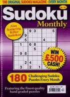 Sudoku Monthly Magazine Issue NO 187