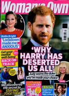 Womans Own Magazine Issue 17/08/2020