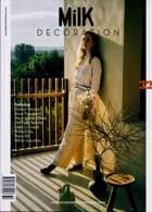 Milk Decoration English Ed Magazine Issue 32