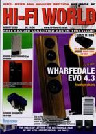 Hi Fi World & Comp Audio Magazine Issue AUG 20