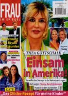 Frau Im Spiegel Weekly Magazine Issue NO 29