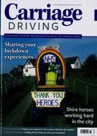 Carriage Driving Magazine Issue JUN-JUL