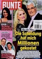 Bunte Illustrierte Magazine Issue NO 29