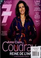 Tele 7 Jours Magazine Issue NO 3137