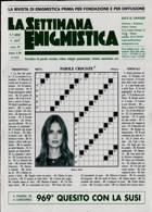 La Settimana Enigmistica Magazine Issue NO 4607