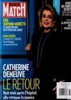 Paris Match Magazine Issue NO 3714