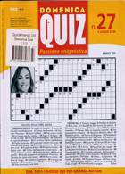Domenica Quiz Magazine Issue NO 27