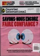 Courrier International Magazine Issue NO 1549