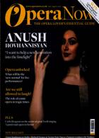 Opera Now Magazine Issue JUL-AUG