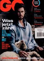 Gq German Magazine Issue 06