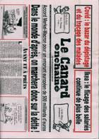 Le Canard Enchaine Magazine Issue 93