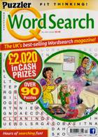 Puzzler Q Wordsearch Magazine Issue NO 544