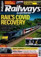 Railways Illustrated Magazine Issue AUG 20