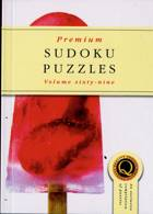 Premium Sudoku Puzzles Magazine Issue NO 69