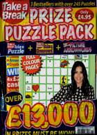 Tab Prize Puzzle Pack Magazine Issue NO 14