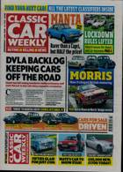 Classic Car Weekly Magazine Issue 01/07/2020