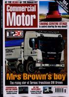 Commercial Motor Magazine Issue 13/08/2020
