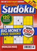 Everyday Sudoku Magazine Issue NO 176