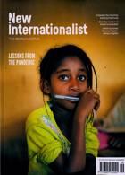 New Internationalist Magazine Issue SEP-OCT