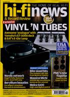 Hi-Fi News Magazine Issue OCT 20