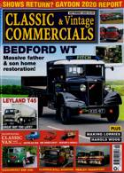 Classic & Vintage Commercial Magazine Issue SEP 20