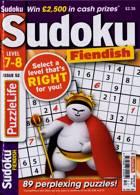 Puzzlelife Sudoku L7&8 Magazine Issue NO 52