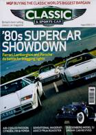 Classic & Sportscar Magazine Issue AUG 20