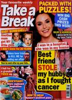 Take A Break Magazine Issue NO 28