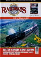 British Railways Illustrated Magazine Issue VOL29/12