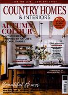 Country Homes & Interiors Magazine Issue OCT 20