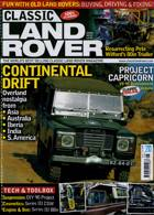 Classic Land Rover Magazine Issue AUG 20