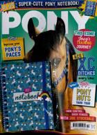 Pony Magazine Issue OCT 20