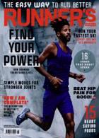 Runners World Magazine Issue AUG 20