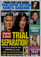 National Enquirer Magazine Issue 17/08/2020