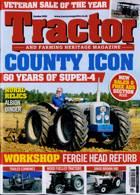 Tractor Farming Heritage  Magazine Issue OCT 20