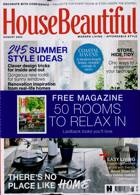 House Beautiful  Magazine Issue AUG 20