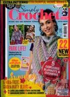 Simply Crochet Magazine Issue NO 99