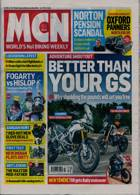 Motorcycle News Magazine Issue 01/07/2020