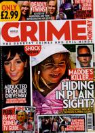 Crime Monthly Magazine Issue NO 16