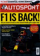 Autosport Magazine Issue 02/07/2020