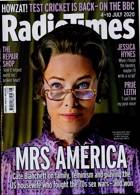 Radio Times London Edition Magazine Issue 04/07/2020