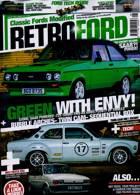 Retroford Magazine Issue AUG 20