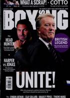 Boxing News Magazine Issue 06/08/2020