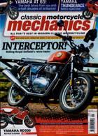 Classic Motorcycle Mechanics Magazine Issue SEP 20