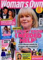 Womans Own Magazine Issue 31/08/2020