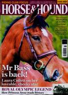 Horse And Hound Magazine Issue 13/08/2020