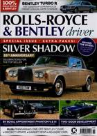 Rolls Royce Bentley Dri Magazine Issue NOV-DEC